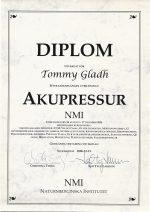 Akupressur - Tommy Glad