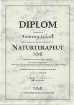 Naturterapeut NMI Certifierad - Tommy Glad